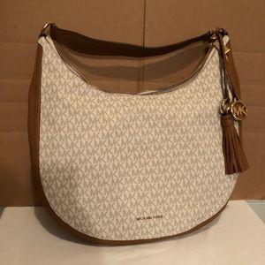 4b43e3e3a621 MICHAEL Michael Kors Bags - New Michael Kors Lydia Large Hobo Shoulder Bag